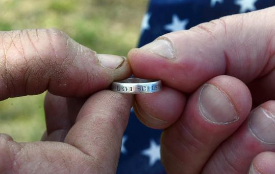 Lost Civil War ring returned to kin of Pa. soldier - News - Boston.com