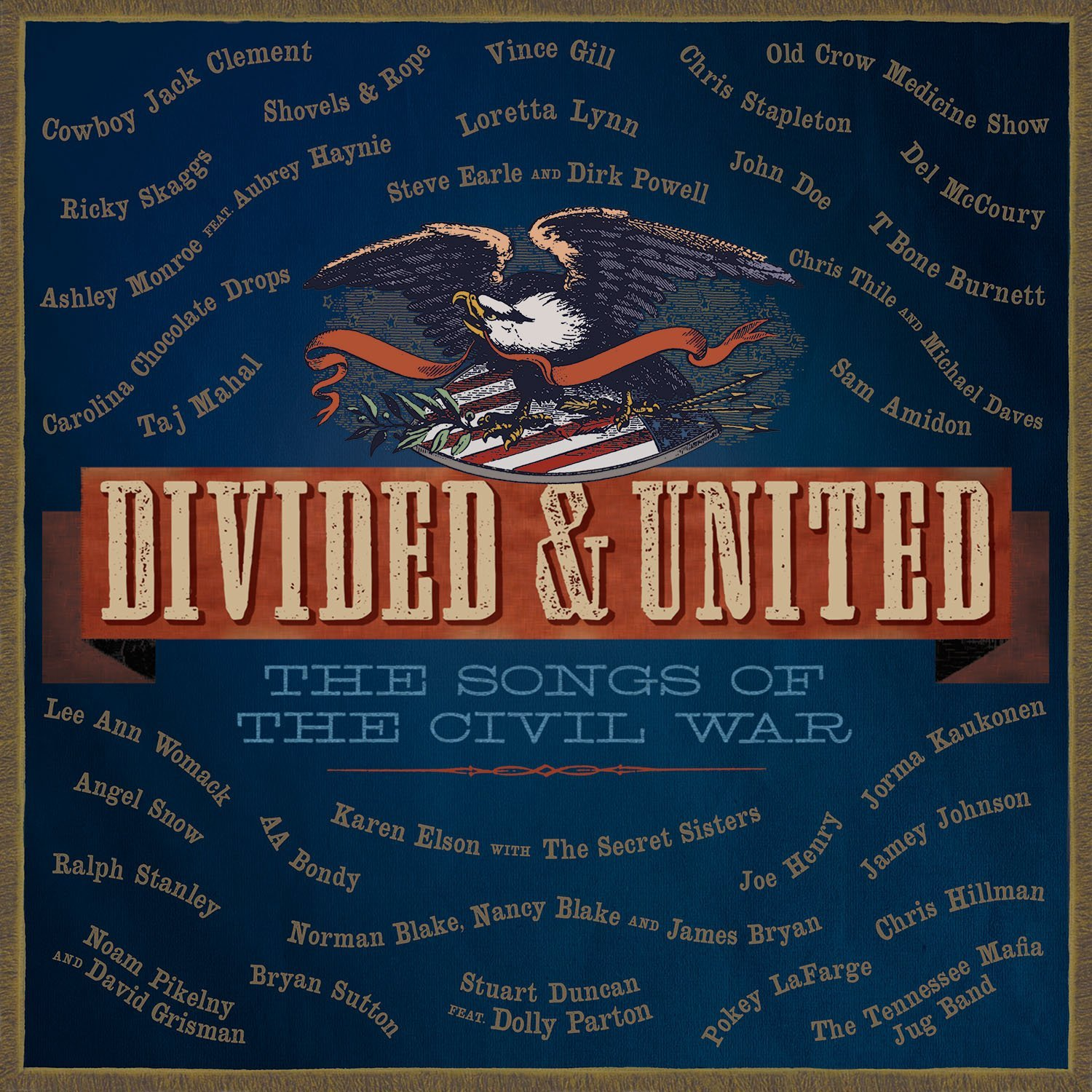 CMT : News : Country, Americana Artists Sing Civil War Songs