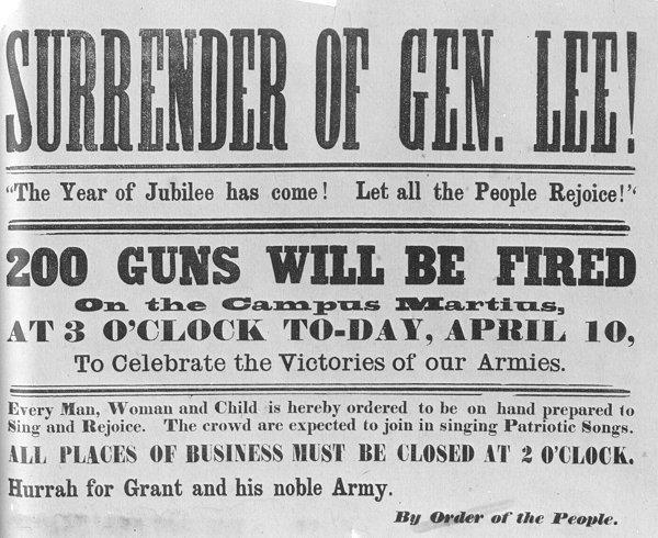 April 10 1865