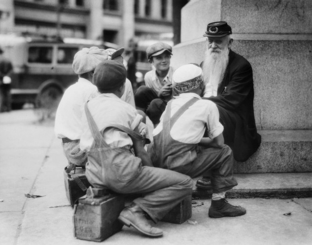 Picture Archive: American Soldiers, 1860s to 1940s